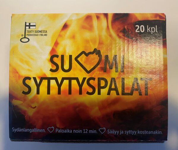 Suomi sytytyspalat